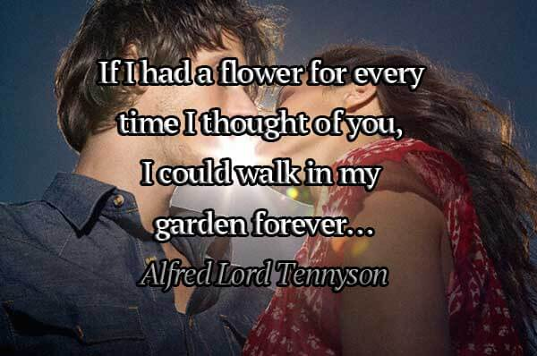 if i had a flower-love quotes for her